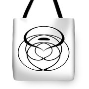 Digital Mono 6 Tote Bag