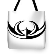 Digital Mono 8 Tote Bag