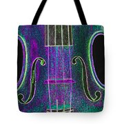 Digital Photograph Of A Viola Violin Middle 3374.03 Tote Bag
