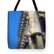 Dijon Cathedral Tote Bag