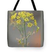 Dill Blossom Tote Bag