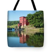 Dillard Mill At Dillard Mill State Tote Bag