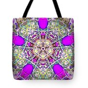 Dimensional Crossover Tote Bag