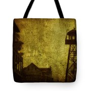 Diminished Dawn Tote Bag