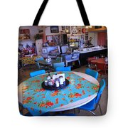 Diner On Route 66 Tote Bag