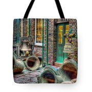 Ding Dong  Tote Bag