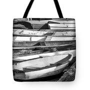 Dinghies - Perkins Cove Maine Tote Bag