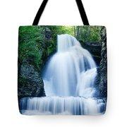 Dingmans Ferry Falls Tote Bag