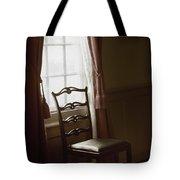 Dining Room Window Tote Bag