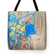 Dinka Angel Bride - South Sudan Tote Bag