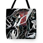 Dinka Dance Tote Bag