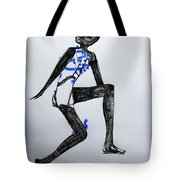Dinka Silhouette - South Sudan Tote Bag