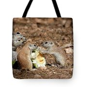 Dinner For Three Tote Bag
