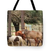 Dinner Time 2 Tote Bag