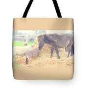 It's Time You Join Us For Dinner  Tote Bag