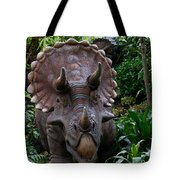 Dino In The Bronx Six Tote Bag