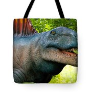 Dino In The Bronx Two Tote Bag