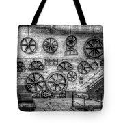 Dinorwig Quarry Workshop V2 Tote Bag