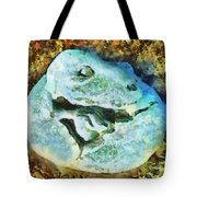 Dinosaur Hatch At Pismo Beach California Tote Bag