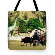 Dinosaur Park Tote Bag
