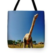 Dinosaur Sculpture One  Tote Bag