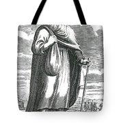 Diogenes Of Sinope, Ancient Greek Tote Bag