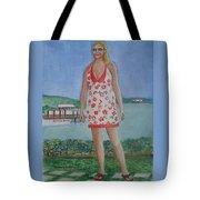 Diosa Del Mar Tote Bag