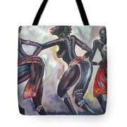 Dipo-puberty Rite Tote Bag