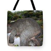 Diprotodon Tote Bag