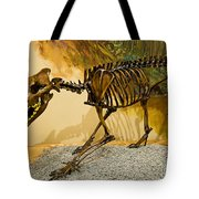 Dire Wolf Fossil Tote Bag