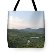 Dirt Roads 3 Tote Bag