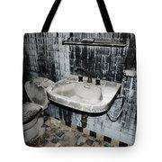 Dirty Bathroom Tote Bag