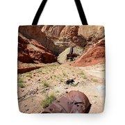 Dirty Devil Mine San Rafael Swell - Utah Tote Bag