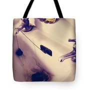Dirty Hands Tote Bag