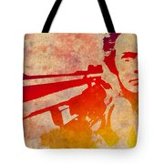 Dirty Harry - 4 Tote Bag