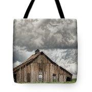 Disappearing America Tote Bag