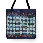 Disappearing Birds Tote Bag by Nancy Mauerman