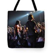 Disciple-kevin-micah-8711 Tote Bag