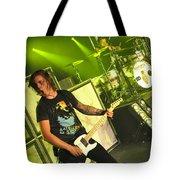 Disciple-micah-trent-9767 Tote Bag