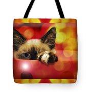Disco Kitty 2 Tote Bag