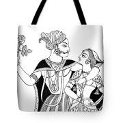 Discovery Of Rose Oil 1582 Tote Bag
