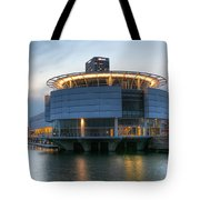 Discovery World Tote Bag