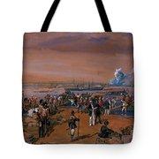 Disembarkation - Kerch, 24 May 1855 Tote Bag