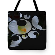 Disgruntled Lilly Tote Bag