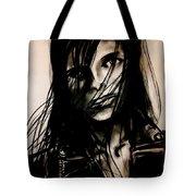 Disheveled Tote Bag