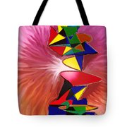 Disintegration Tote Bag