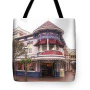 Disney Clothiers Main Street Disneyland 02 Tote Bag