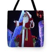 Disney Santa Tote Bag