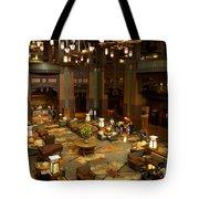 Disneyland Grand Californian Hotel Lobby 04 Tote Bag
