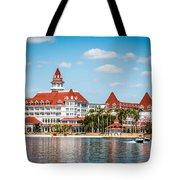 Disney's Grand Floridian Resort And Spa Tote Bag